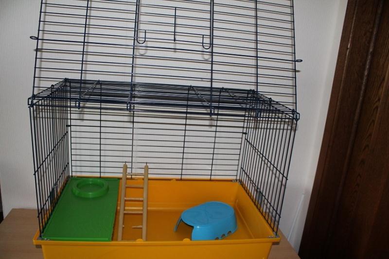 Cage ferplast criceti 15 & cage Imac 0210
