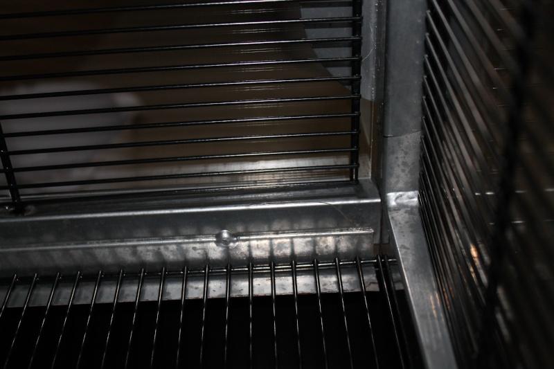 Grande cage volière (Essegi venezia) ! 150€ si part samedi ! Img_0113