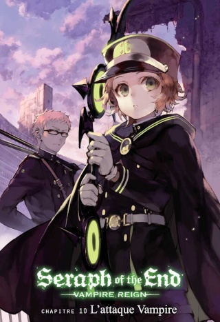 Seraph of the End 0212