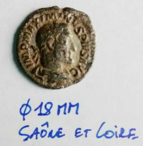 denier de Maximin le Thrace Avers11