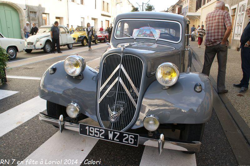 [26] RN 7 en fête à Loriol sur Drôme le 20 09 2014 Dsc05975