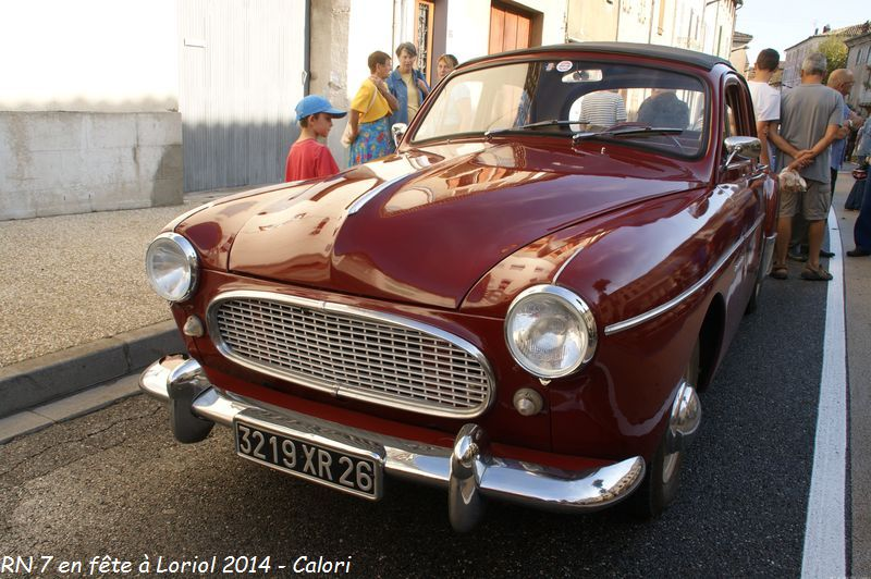 [26] RN 7 en fête à Loriol sur Drôme le 20 09 2014 Dsc06026