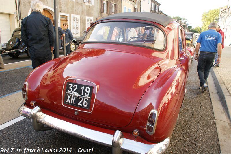 [26] RN 7 en fête à Loriol sur Drôme le 20 09 2014 Dsc06031
