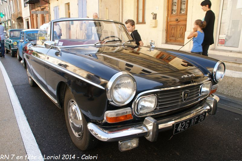[26] RN 7 en fête à Loriol sur Drôme le 20 09 2014 Dsc06036