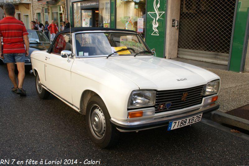 [26] RN 7 en fête à Loriol sur Drôme le 20 09 2014 Dsc06050