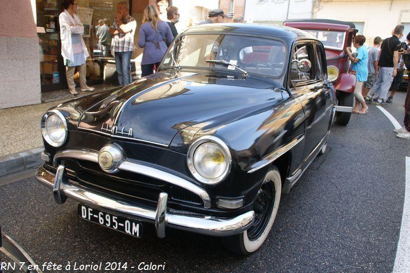 [26] RN 7 en fête à Loriol sur Drôme le 20 09 2014 Dsc06055