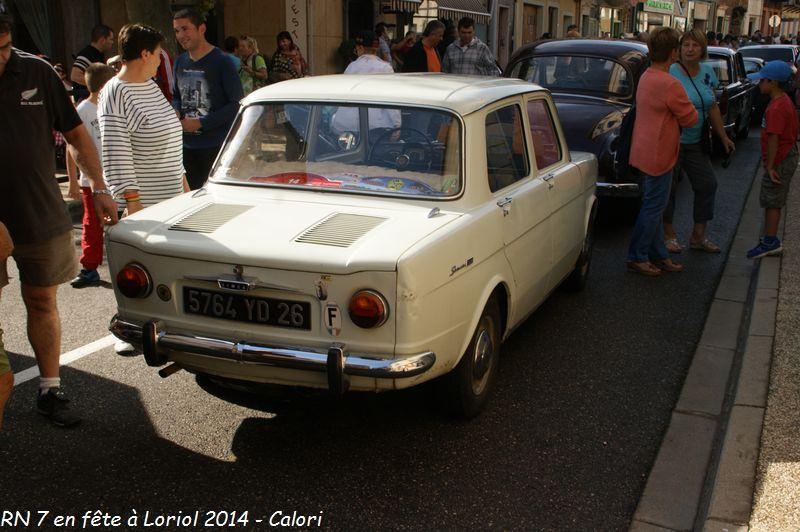 [26] RN 7 en fête à Loriol sur Drôme le 20 09 2014 Dsc06067