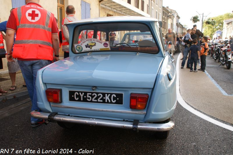 [26] RN 7 en fête à Loriol sur Drôme le 20 09 2014 Dsc06080