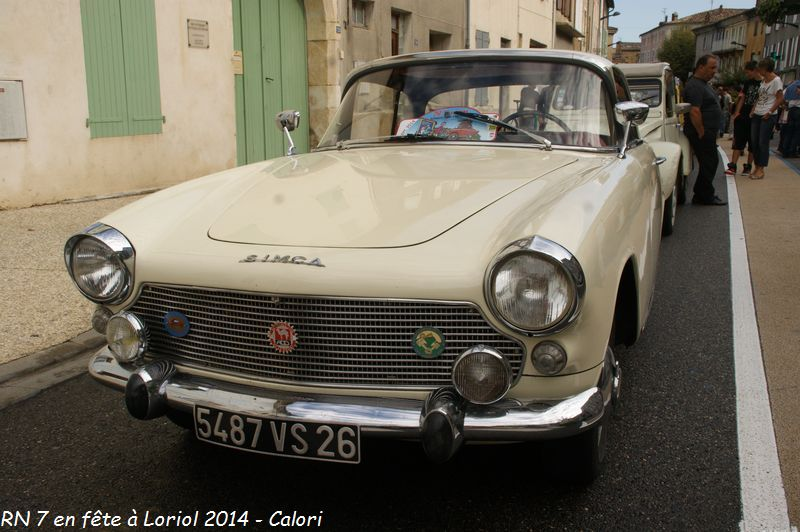 [26] RN 7 en fête à Loriol sur Drôme le 20 09 2014 Dsc06084