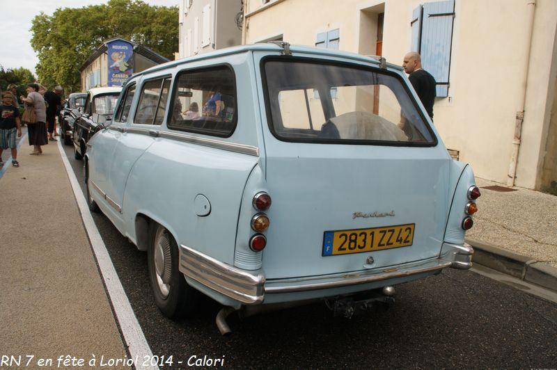 [26] RN 7 en fête à Loriol sur Drôme le 20 09 2014 Dsc06087