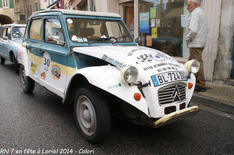 [26] RN 7 en fête à Loriol sur Drôme le 20 09 2014 - Page 3 Dsc06109