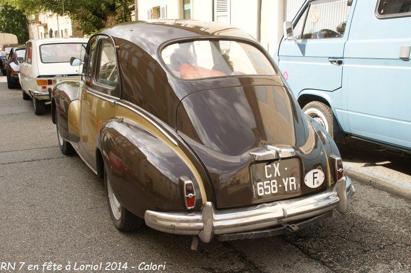 [26] RN 7 en fête à Loriol sur Drôme le 20 09 2014 - Page 3 Dsc06205