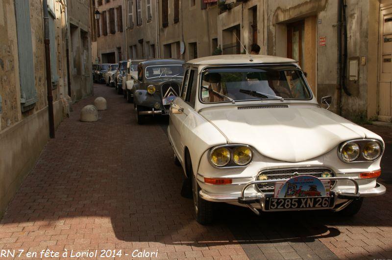 [26] RN 7 en fête à Loriol sur Drôme le 20 09 2014 - Page 3 Dsc06245