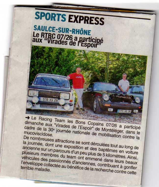 [26] 28/09/2014 - Virades de l'Espoir à Montéléger - Page 2 Img13210