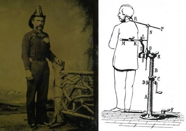 Modë e çuditshme e fotove post-mortem të shekullit XIX-të 010