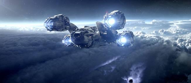 Alienët kanë ekzistuar para njerzve në Univers 011