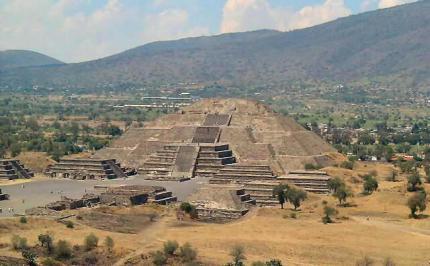 mite - Mite Azteke - Krijimi i Botës A12