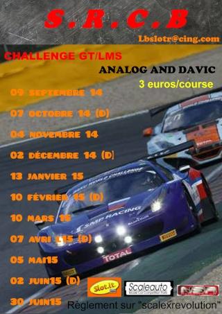 Course GT/LMS Affich16
