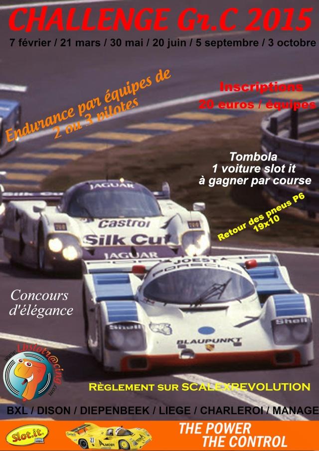 Challenge Gr.c 2015, affiche, reglements, circuits... Affich21
