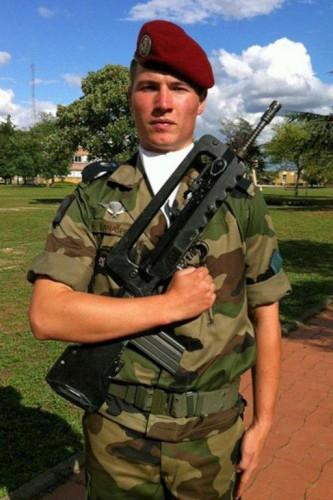 Mort accidentelle d'un brigadier du 1er RTP 12582610