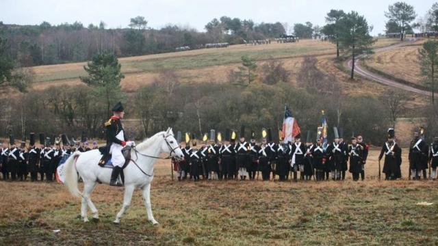 2 décembre 1805 la bataille AUSTERLITZ est l'une des plus grandes victoires napoléonienne Les-el10