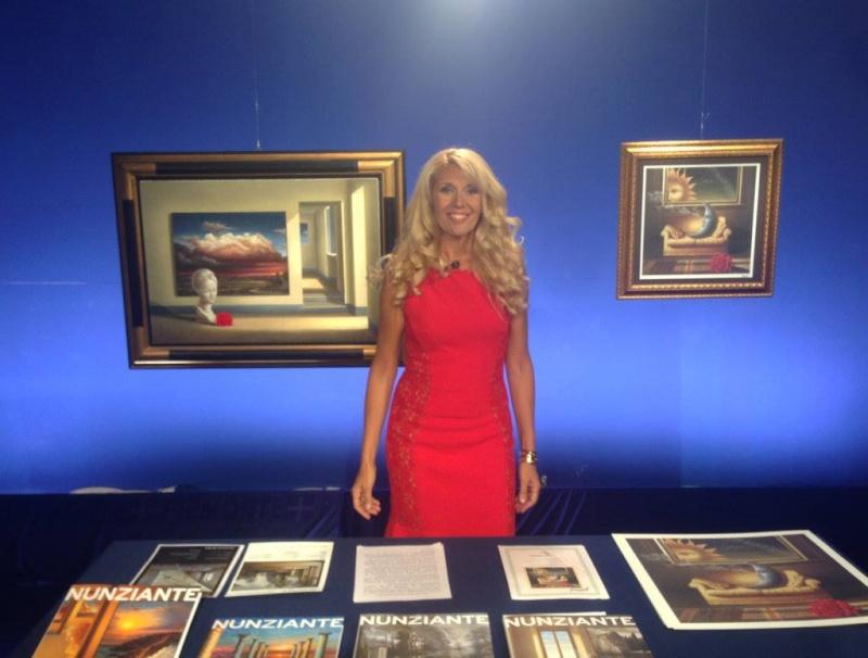 Maria Teresa Ruta presenta Nunziante in tv 10865810