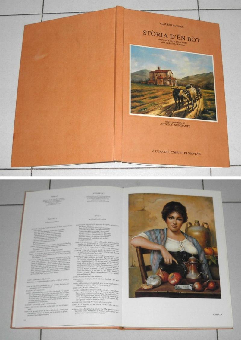 """""""Stòria d'en bòt"""" volume illustrato dal Maestro Nunziante nel 1983 _5710"""