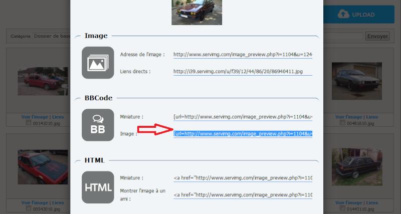 Comment inserer vos photos sur le forum avec serving Sans_t22