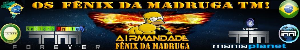 A IRMANDADE - FTM TRACKMANIA - TMNF/TMUF & TM2!