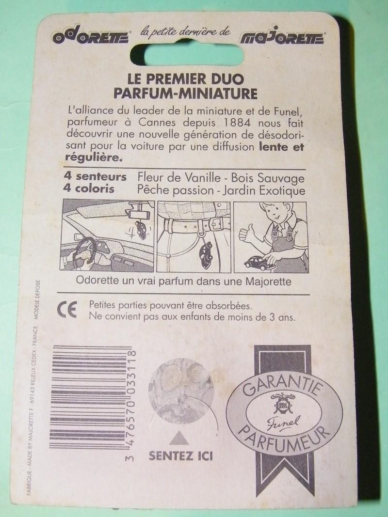 Odorette, les majorette parfumées 101e1610