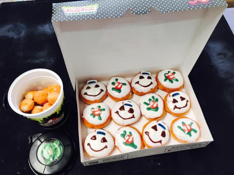 Beignets sos fantomes chez Krispy kreme   10672210