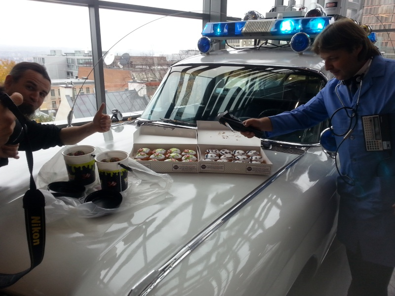 Beignets sos fantomes chez Krispy kreme   20141014
