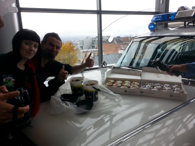 Beignets sos fantomes chez Krispy kreme   20141015