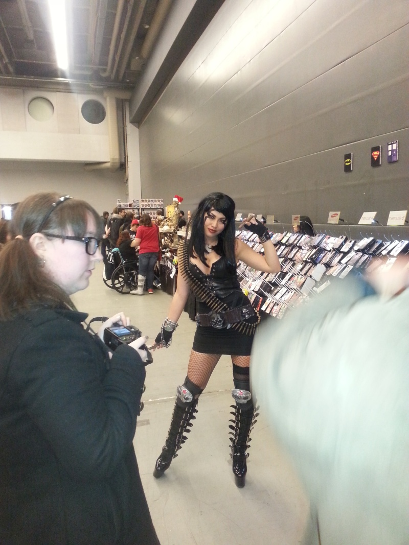 Montreal mini  comic con  2014 20141215