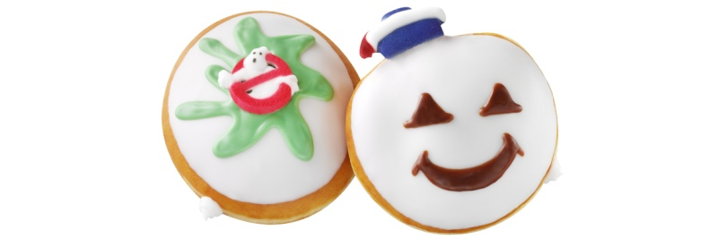 Beignets sos fantomes chez Krispy kreme   Ghostb10