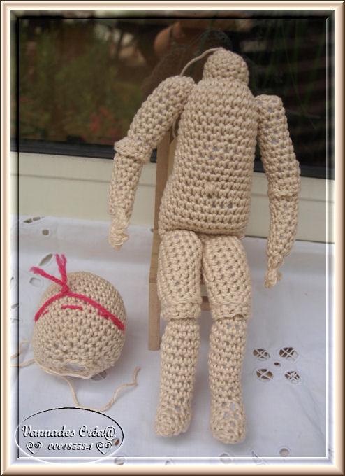 Bleuette au Crochet ♥♥♥ Bleuet11
