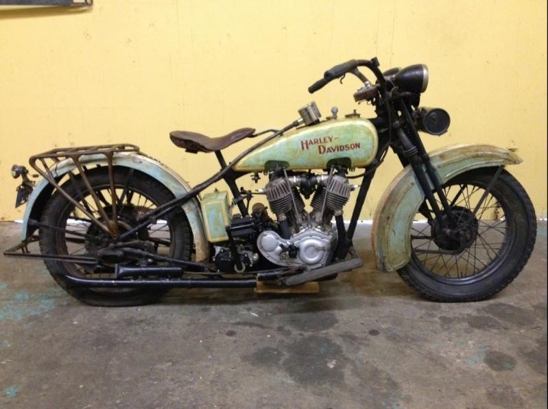 Les vieilles Harley....(ante 84) par Forum Passion-Harley - Page 38 1929_j10