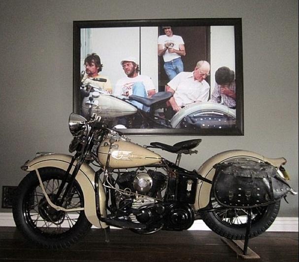 Les vieilles Harley....(ante 84) par Forum Passion-Harley - Page 37 1_veii11
