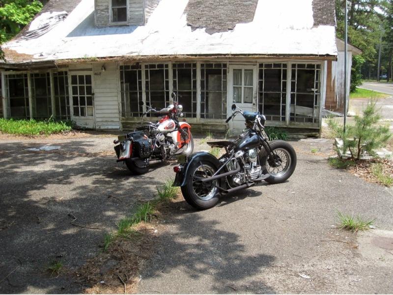 Les vieilles Harley....(ante 84) par Forum Passion-Harley - Page 37 1_viei27