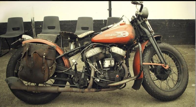 Les vieilles Harley....(ante 84) par Forum Passion-Harley - Page 38 1_viei33