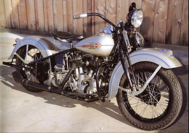 Les vieilles Harley....(ante 84) par Forum Passion-Harley - Page 38 1_viei35
