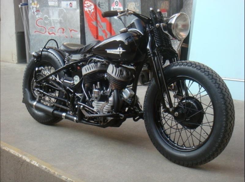 Les vieilles Harley....(ante 84) par Forum Passion-Harley - Page 38 1_viei36