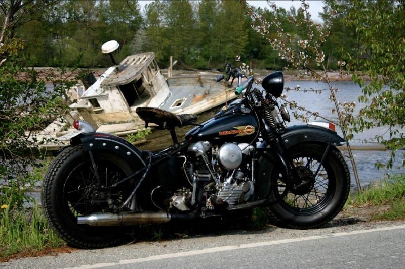 Les vieilles Harley....(ante 84) par Forum Passion-Harley - Page 3 1_viei42