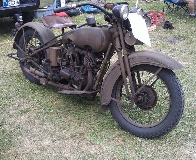 Les vieilles Harley....(ante 84) par Forum Passion-Harley - Page 3 1_viei43