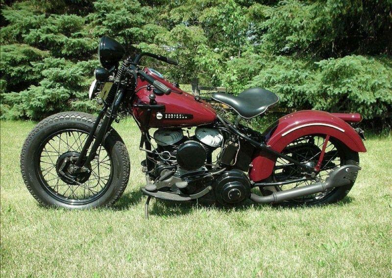 Les vieilles Harley....(ante 84) par Forum Passion-Harley - Page 5 1_viei47