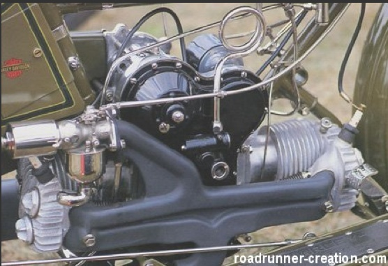 Les vieilles Harley....(ante 84) par Forum Passion-Harley Captu501