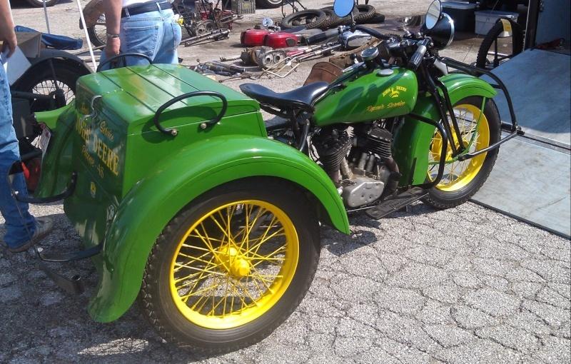 Les vieilles Harley....(ante 84) par Forum Passion-Harley Captu511