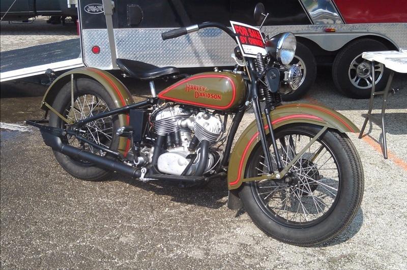 Les vieilles Harley....(ante 84) par Forum Passion-Harley Captu527