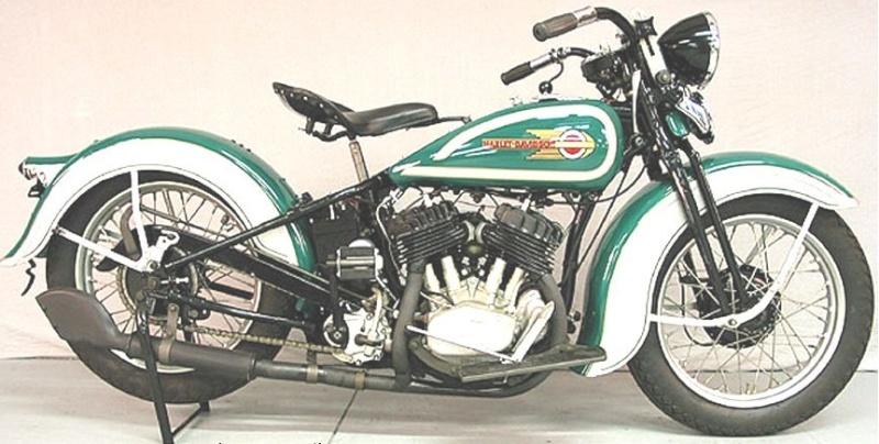 Les vieilles Harley....(ante 84) par Forum Passion-Harley Captu528