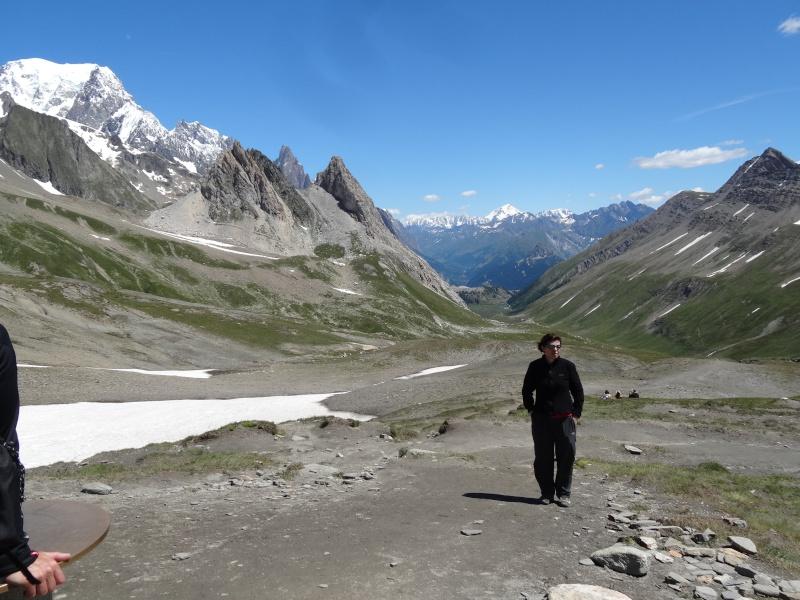 La Ville des Glaciers - Col de la Seigne Dsc01411